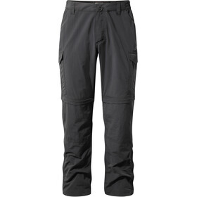 Craghoppers NosiLife Convertible Trousers Herre black pepper
